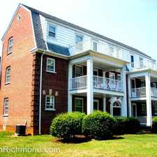 Rental info for 4213 Grove Avenue # 6 in the Colonial Place area