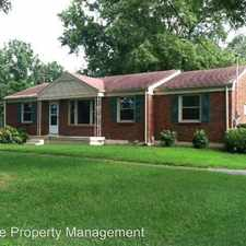 Rental info for 349 Brewer Drive