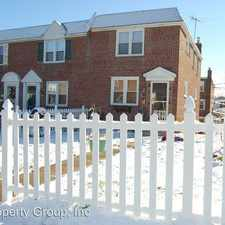 Rental info for 962 Fairfax Road - 962 Fairfax Rd in the Drexel Hill area