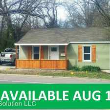 Rental info for 117 W.Worley in the Columbia area