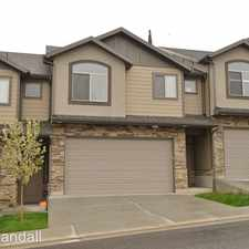 Rental info for 2897 North 1175 West