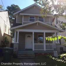 Rental info for 857 W. 41st Street in the 23508 area