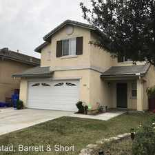 Rental info for 1588 Hawken Drive in the Otay Mesa area