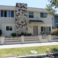 Rental info for 710 E. 6TH STREET APT #5 in the Los Angeles area