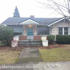 Rental info for 3642 NE 72nd Avenue in the Madison South area