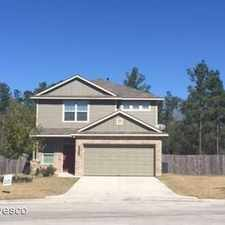 Rental info for 1019 Arbor Way in the Conroe area
