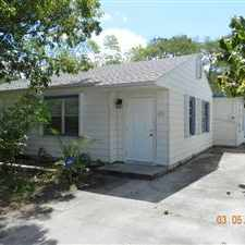 Rental info for All Tile, Washer/Dryer, Fresh Paint, New Kitchen Cabinets, French Door Refrigerator, Ceramic Top Stove. Hurricane Shutters, Large Yard and Storage Shed! in the West Palm Beach area