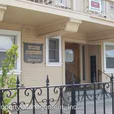 Rental info for 22284 Mission Boulevard #4 in the North Hayward area