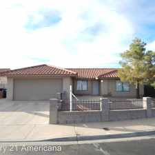 Rental info for 371 Morning View Dr in the Valley View area