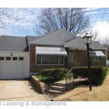 Rental info for 7942 New Hampshire Ave