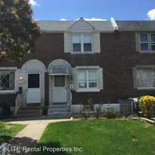 Rental info for 1074 Tremont Drive