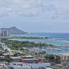 Rental info for 600 Ala Moana Blvd #1503 in the Honolulu area