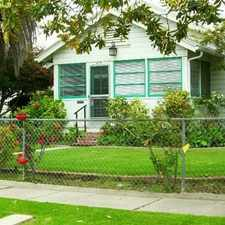 Rental info for Charming Old Orcutt Home in the Orcutt area