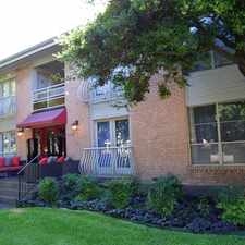 Rental info for MUNGER PLACE in the Old East Dallas area