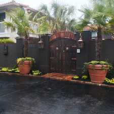 Rental info for GREEN HOUSE VILLA