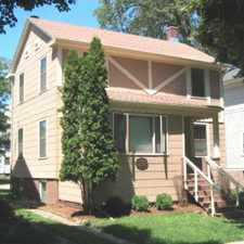 Rental info for 1508 Adams Street