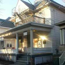 Rental info for 305 N. Pinckney St in the Madison area