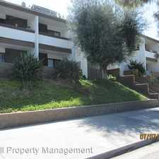 Rental info for 5300 Canyon Crest Dr.#V in the Riverside area