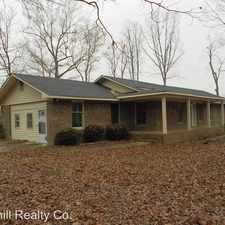 Rental info for 3702 S Rocky River Rd