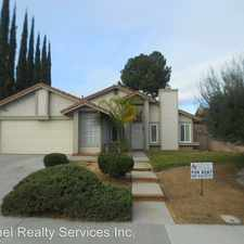 Rental info for 22834 Wild Geranium Ln