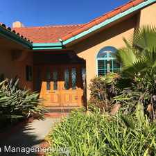 Rental info for 16255 Highland Valley Road