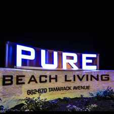 Rental info for Pure Beach Living