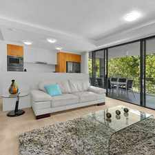 Rental info for LARGE FURNISHED SOUTH BANK APARTMENT FOR THE EXECUTIVE! in the South Brisbane area