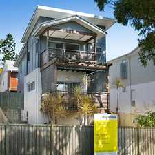 Rental info for STANDALONE TOWNHOUSE IN PEACEFUL YEERONGPILLY in the Yeerongpilly area