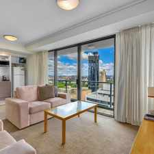 Rental info for FULLY FURNISHED IN THE HEART OF BRISBANE CBD in the Brisbane City area