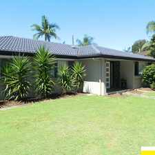 Rental info for ENTERTAINER'S DREAM! 4 BED, STUDY + POOL - SPACE & LIFESTYLE in the Jindalee area