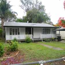 Rental info for VERY AFFORDABLE 3 BEDROOM HOME WITH AIR CON in the Darra area