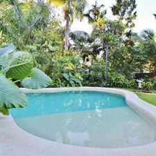 Rental info for Stylish & Funky Home. Great Location. in the Cairns area
