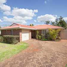 Rental info for Family Home in a Quiet Cul-De-Sac in the Toowoomba area