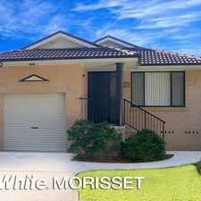 Rental info for Family Home in Dora Creek. in the Morisset - Cooranbong area