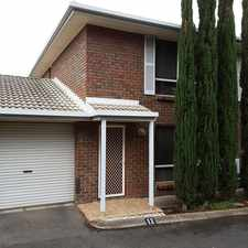 Rental info for TENANT ACCEPTED - NO MORE APPLICATIONS! in the Modbury area