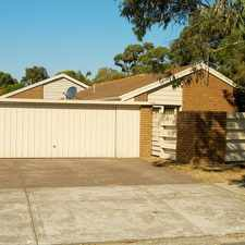 Rental info for THREE BEDROOM VILLA CLOSE TO SHOPS in the Patterson Lakes area