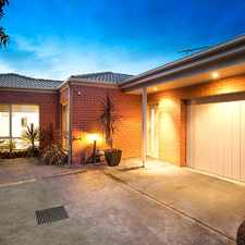 Rental info for Lifestyle Residence Near All Amenities - APPLICATION PENDING in the Bentleigh area