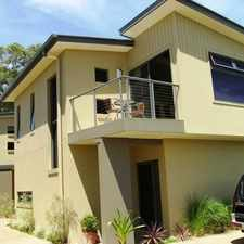 Rental info for Pet Friendly Townhouse in Central Location in the Caloundra area