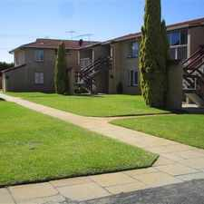 Rental info for SPACIOUS UNIT IN QUIET COMPLEX in the Perth area
