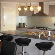 Rental info for STUNNING DISPLAY HOME QUALITY !