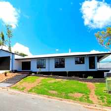 Rental info for Beautiful Home with Stunning Views in the Rockhampton area