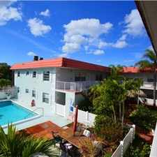 Rental info for Point Royale Apartments in the Deerfield Beach area