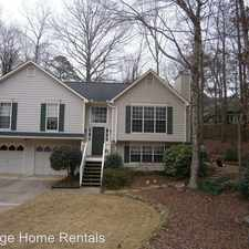 Rental info for 3736 Winding Trail Ct.