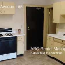 Rental info for 618 1/2 5th Avenue