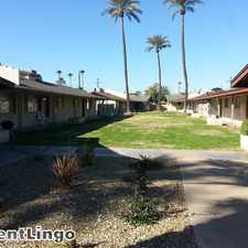 Rental info for 3024 N. 39th St. in the Phoenix area