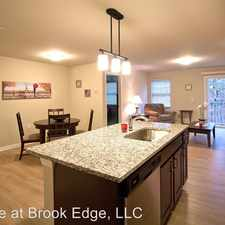 Rental info for Park Place at Brook Edge 548 Campbell Ave