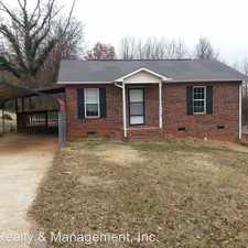 Rental info for 113 Benfield Road