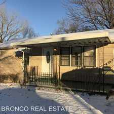 Rental info for 5521 Ralston Ave.