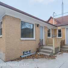 Rental info for 1825 Carlisle Avenue