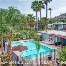 Rental info for 725 WASHINGTON HEIGHTS RD. 26 in the San Diego area